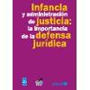 Infancia y administracion de justicia - application/pdf